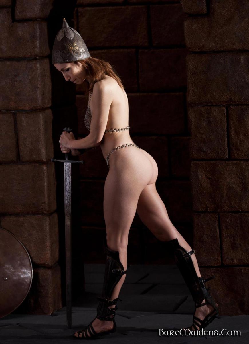 Medieval cosplay nude porn movies