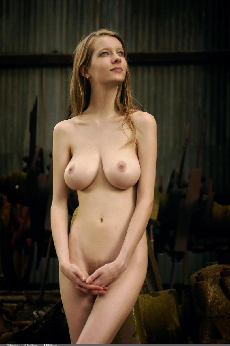 perfect nude breasts