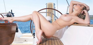 busty-babe-candy-posing-on-a-boat