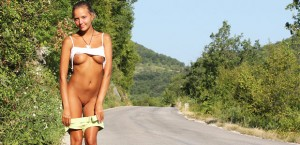 domai clover naked pics