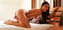 Eva Strauss masturbation